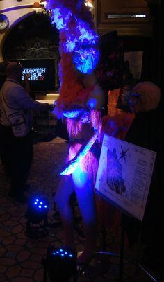 Showgirl #halloween http://hallowmix.com