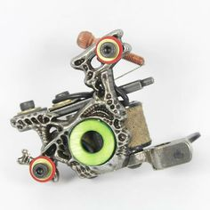 Copper handmade Luo's tattoo machine tattoo gun  see price from:http://www.chinatattoosupplies.com/pid13935237/Copper+handmade+Luo%27s+tattoo+machine+tattoo+gun+JL-1204.htm
