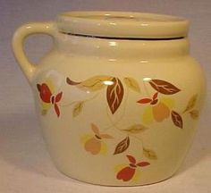 Autumn Leaf Baby Bean Pot. Click the image for more information.