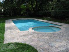 designs+of+inground+pools   Inground Pools   Luxury Pools - Oakland County MI   Orchard Lake ...