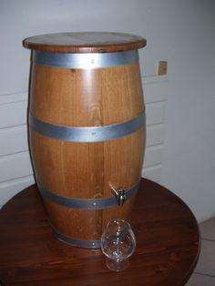 1591 - Bag in box verticale a botte con rubinetto in acciaio inox - Info: 0547 310171