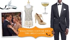 A Great Gatsby Costume