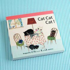 Bloc-note Catcatcat