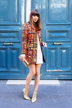 Tribal Touch | Jenny Bernheim | Tribal inspired fashion | Visit the Travelshopa Blog |