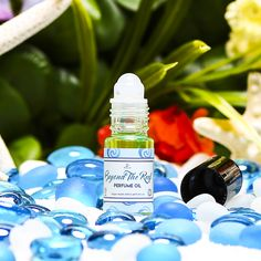 BEYOND THE REEF Shimmer Perfume Oil - $8.99 Tala atu o le aau! One day you'll know, if you go there's just no telling how far you'll go. Let this perfume oil call you with notes of tangerine and papaya that gives way to refreshing coconut with tahitian vanilla and hydrangeas.1.5 Dram Rollerball (Blue Sample)