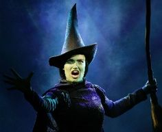 Idina Menzel....not the best, but still the original. She was still an amazing Elphaba.