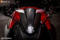 Ducati Diavel Carbon sieu sang trong ban do Red Devils - 4