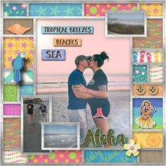 Pictures of my family.  Kit used:  Tropic by Studio Sherwood available at http://shop.scrapbookgraphics.com/Tropic.html   Template used: is Dimension Tray Single by Studio Sherwood available at http://shop.scrapbookgraphics.com/The-Photo-Project-Dimension-Tray-Single.html