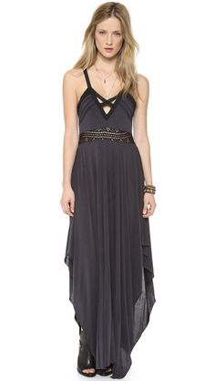 Free People Bonita Back Maxi Dress from Witches of East End