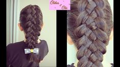 Classic 5 Strand Dutch/French Braid | Chikas Chic  Follow or Friend me I'm always posting awesome stuff:  http://www.facebook.com/tennie.keirn