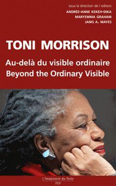 Toni Morrison, au-delà du visible ordinaire = Toni Morrison, beyond the ordinary visible / sous la direction de Andrée-Anne Kekeh-Dika, Maryemma Graham, 2014 http://bu.univ-angers.fr/rechercher/description?notice=000609109