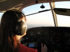 Fly a plane....CHECK!!!  Will do it again soon, I hope!