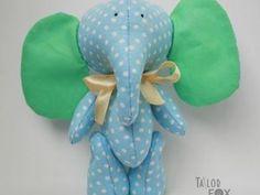 815a34df335b Шьем милого маленького слоненка. Ярмарка Мастеров - ручная работа, handmade.