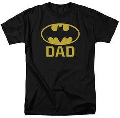Bat Dad Tee