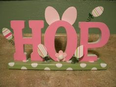 Easter craft I made last year ... really need to get back to crafting asap!!