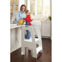 Step Up Kitchen Helper In White