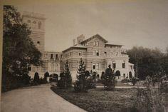Palais de Nicolas II - Peterhof - Construit en 1883 par Antony Tomishko - Etat au début du XXème siècle.