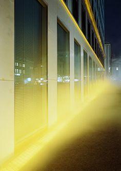 Olafur Eliasson Yellow Fog