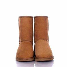 eab945de32f6 UGG Classic Short Boots 5825 Chestnut uggbootshub.com ... Classic Ugg Boots