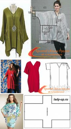 ideas sewing clothes plus size free pattern size kleid nähen ideas sewing clothes plus size free pattern Plus Size Sewing Patterns, Dress Sewing Patterns, Blouse Patterns, Clothing Patterns, Pattern Sewing, Fashion Sewing, Diy Fashion, Fashion Dresses, Costura Plus Size