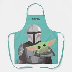Star Wasr, Star Wars Outfits, Wilton Cake Decorating, Young Baby, Star Wars Fan Art, Baby Groot, Disney Plus, Mandalorian, Cute Illustration