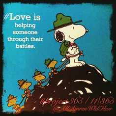 #project365 Day11 ~yesterday's #photooftheday is from this year's wall calendar... And my current Family journey... You gotta love Snoopy and the Peanuts gang!! =) ~xo~ #photo #potd #picoftheday #Loveis #love #help #helping #helpinghand #give #comfort #su