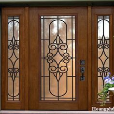 Mẫu cửa gỗ sồi OWDD02 - Mẫu cửa gỗ tự nhiên cao cấp - Tp HCM http://www.noithatgoteak.com/2016/11/mau-cua-go-soi-owdd02.html
