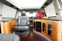 2011 Custom Toyota Sienna Swagger Wagon