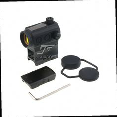 52.99$  Buy now - http://ali6oc.worldwells.pw/go.php?t=32719162196 - TARGET Solar Power Red Dot with Riser Mount and Low Mount (Black) HOLOSUN HS403C HS503C Style 52.99$
