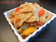 Szechuan Inspired Noodles