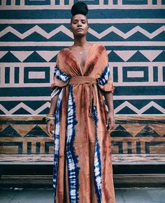 Africa Fashion 644296290429390847 - Africa is overflowing with patterns and prints that have become part of the fashion and architecture of today Editorial by on ______ African Print Dresses, African Wear, African Attire, African Fashion Dresses, African Dress, Fashion Outfits, Womens Fashion, Ankara Fashion, African Prints