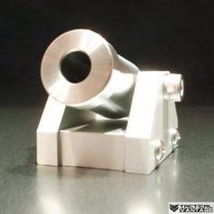 Mini Cannon .30 Caliber - Silver - TVMINCAN SLV