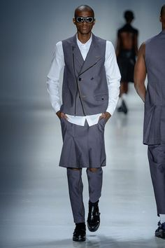 The Style Examiner: Alexandre Herchcovitch Spring/Summer 2014/15 Menswear