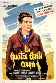 Les quatre cents coups (The 400 Blows/Sie küßten und sie schlugen ihn) by Francois Truffaut (1959)