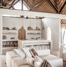 Beautiful interior design and styling great pic by Perfect harmony House Design, House Interior, Beautiful Interiors, House, Home, Home Deco, Home Decor, Bali House, Beautiful Interior Design