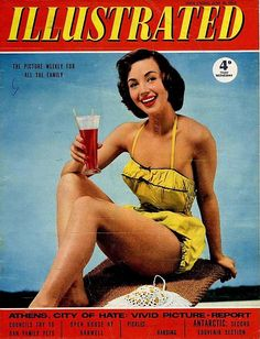 Illustrated, June 1956.