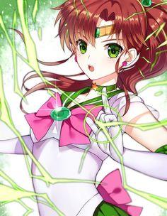 Sailor Jupiter by S A~