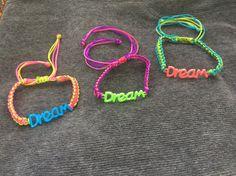 Pulsera en Macrame DREAM