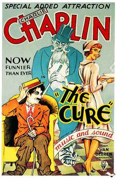 The Cure - Charlie Chaplin - 1932