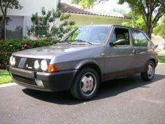 Fiat Abarth Ritmo 130TC 1983.