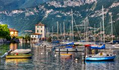 Photograph Bellagio - The Little Port by Uri Baruch on 500px