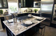 Beautiful Cold Springs Granite Countertops   Zambezi Home & House