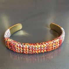 Bracelet Bahia par 5 Octobre pour l'Atelier des Bijoux Créateurs.
