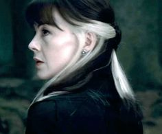 I really did love Narcissa's hair in the movies; so much more interesting than just plain blonde.
