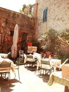 Tuscany - Restaurant