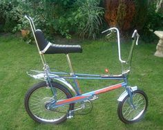 New Page 13 Cool Bicycles, Vintage Bicycles, Raleigh Burner, Raleigh Bicycle, Raleigh Chopper, British Things, Bicycle Pedals, Chopper Bike, Custom Choppers