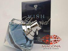 CHOPARD WISH Eau de Parfum Spray 75 ml EdP 75ml Neu&OVP Damenduft Women Perfume