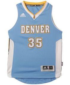 adidas Kids  Kenneth Faried Denver Nuggets Swingman Jersey 4104427cf