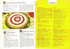 Recetario blancaflor 12/12 Avocado Egg, Christmas Treats, Breakfast, Videos, Nile River, Flower, Tart Cherries, Food Art, Corn Starch