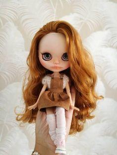 Custom Blythe Doll Wrist